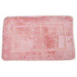 Pink Bathroom Rugs And Mats with Square Design Pink Bathroom Mat Bath Rug 20 X 32 Inches Pink