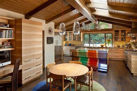 mid century modern ranch interiors mid century modern mid century modern ranch midcentury kitchen los