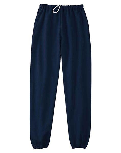 Ayamor Maroon Navy 50 jerzees youth 9 5 oz 50 50 sweats nublend fleece pocketed sweatpants