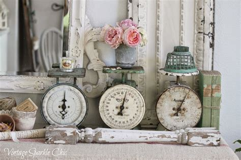Shabby Chic Vintage Ls by Vintage Sparkle Chic Shabby Decorations