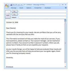 Sample Business Email Templates Business Email Templates Free Sanjonmotel