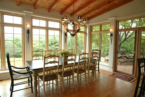 dining room addition daniel ebner architects inc dining room addition