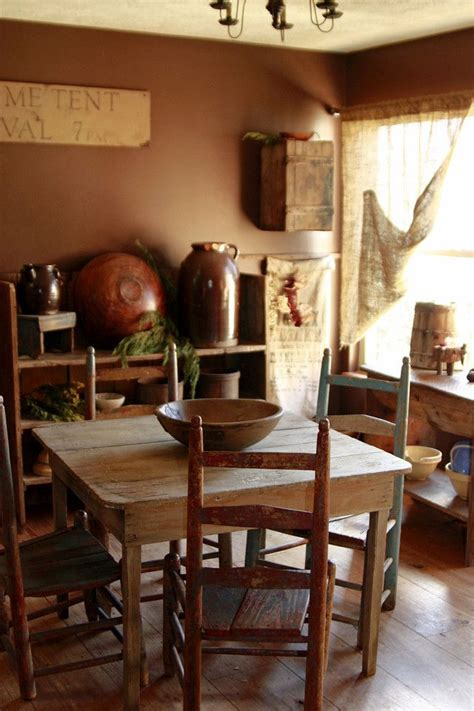 primitive kitchen furniture 260 best images about primitive farmhouse tables on