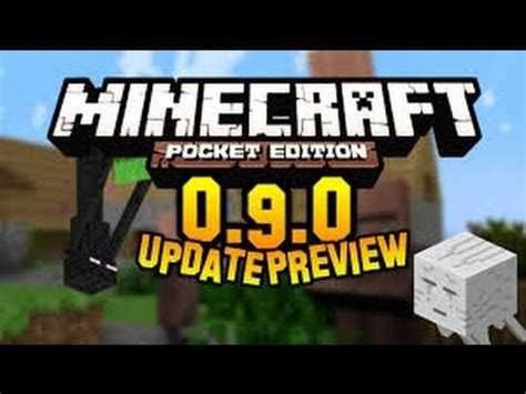minecraft apk 9 0 descargar minecraft pe 0 9 0 build 5 apk android