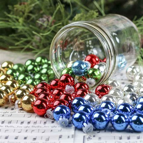 miniature glass ball ornaments on sale holiday crafts