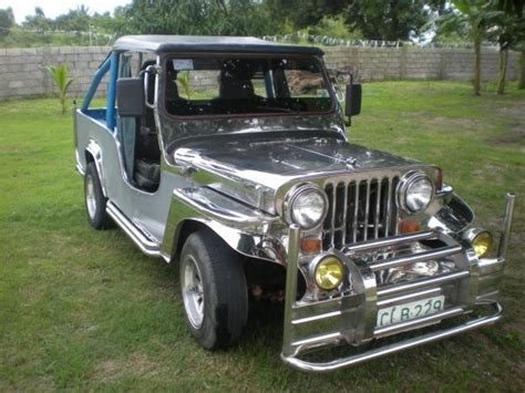 philippine owner type jeep stainless owner type jeep for sale in the philippines