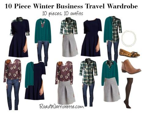 10 piece wardrobe outfits 10 piece winter business travel wardrobe road warriorette