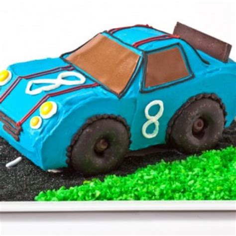 race car birthday cake design parenting