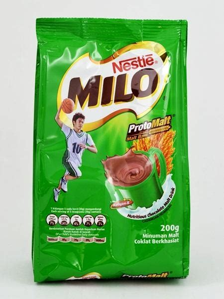 Milo 2 2 Kg Malaysia malaysian jailed 1 day for stealing milo world of buzz