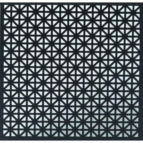 Decorative Metal Sheets Home Depot Everbilt 24 In X 3 4 In X 24 In Plain Expanded Metal Sheet 801427 The Home Depot