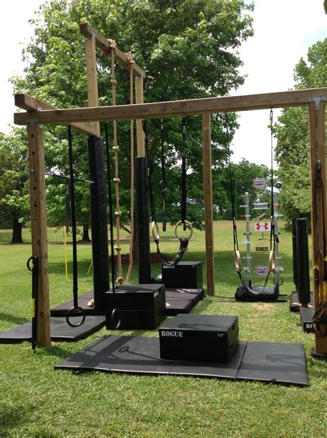 backyard gym ideas 139 best diy outdoor gym inspiration images on pinterest