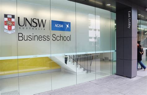 Top 50 Mba Schools Worldwide by Agsm Scores Top 50 In World Wide Business School Report