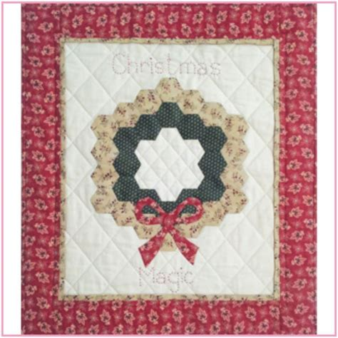 Sue Daley Quilt Patterns by Sue Daley Designs Magic Mini Quilt Pattern