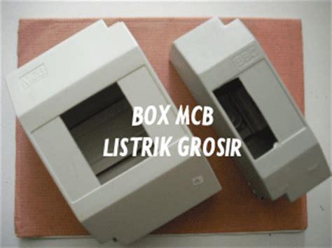 Box Mcb 1 bukan grosir listrik alat listrik mcb listrik