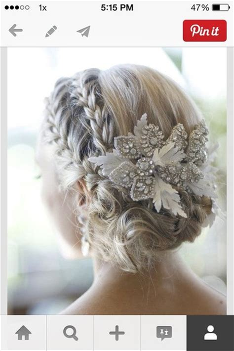 prom hairstyles with hewels prom hairstyles with hair accessories