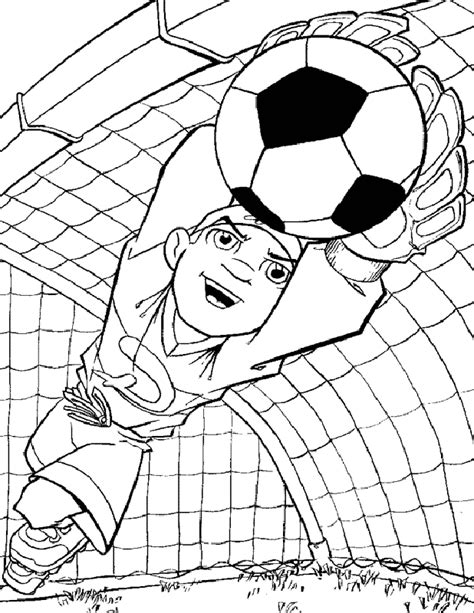 Free Printable Soccer Coloring Pages printable soccer coloring pages free coloring pages for