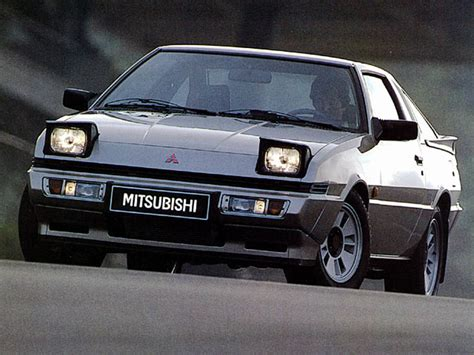 mitsubishi conquest uncovering the history of the mitsubishi starion we got in