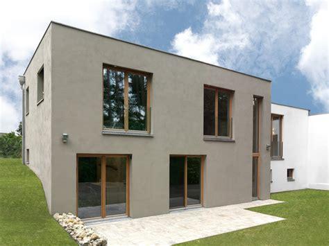 Dachuntersicht Streichen Welche Farbe by Modern Haus Fassade