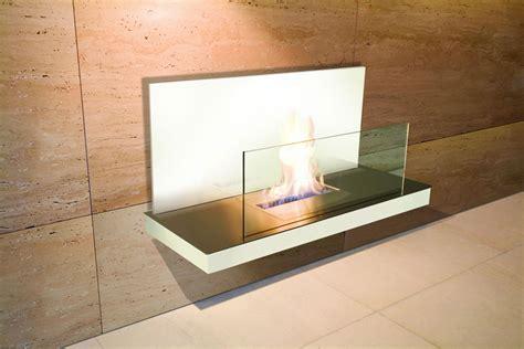 feuerschale für wohnung glas kamin design
