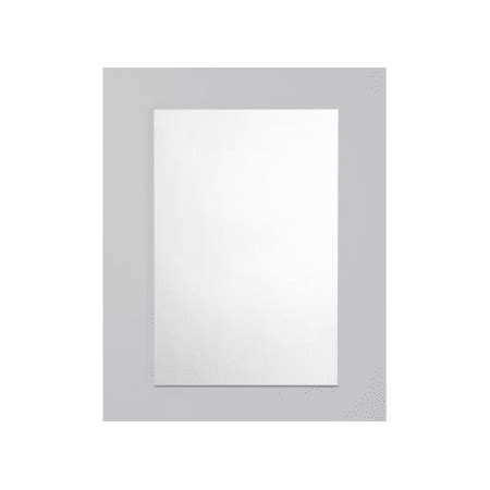 robern 24 x 36 medicine cabinet robern cb x221 5048 plain edge replacement door only for