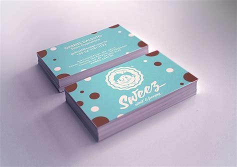 Name Card Kartu Nama Motif Balok Retro sweez sweet freezing on pantone canvas gallery
