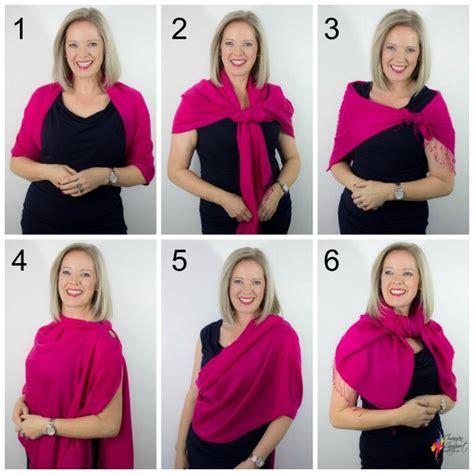 Dress With Pasmina 2 6 ways to wear a pashmina wrap an evening dress