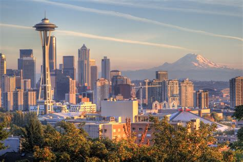 travel itinerary three days in seattle travefy