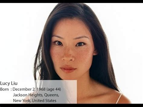 film lucy quel age lucy liu actress video interview