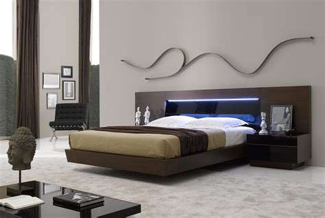 glass bed real wood tobacco platform bed with tinted black glass