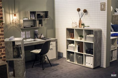home office looks getting it right finding home office shelving that works