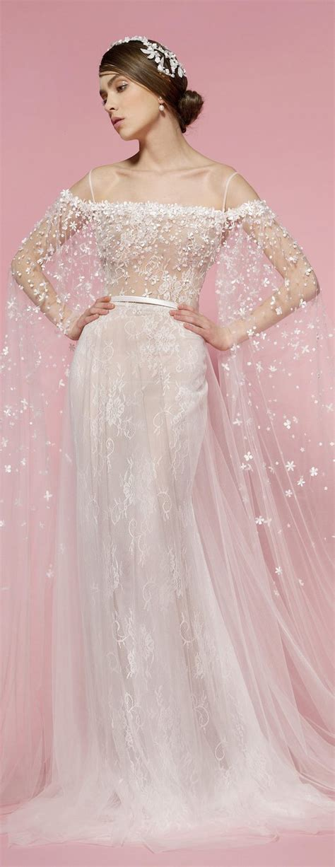 Real Home Decor by Georges Hobeika Bridal 2018 Belle The Magazine