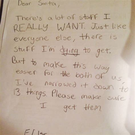 Parent Letter To Child About Santa When One Child Believes In Santa And The Other Doesn T Today S Parent