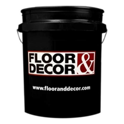 floor and decor logo floor and decor logo black bucket 5gal 955564744