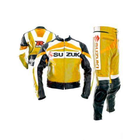 H918693 Jaket Parasit Yellow Two Color Sports Jacket Import moto gp leather jacket store