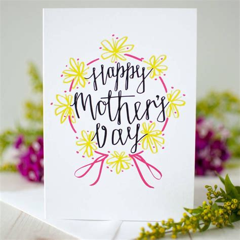 Free Printable Happy Mothers Day Cards