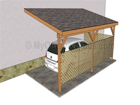 carport planer attached carports designs exle pixelmari