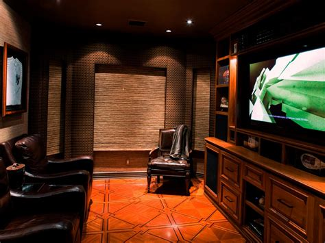 Small Home Theater Images Photos Hgtv