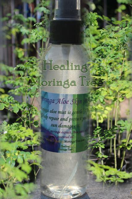 Mist Moringa moringa aloe herbal mist