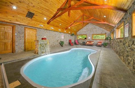 Best Smoky Mountain Cabins by The Best Smoky Mountain Cabins With Indoor Pools For Your