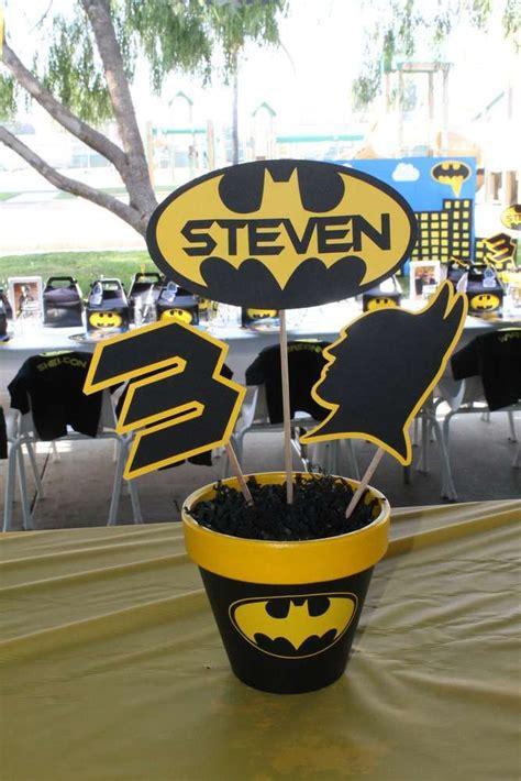 batman centerpieces ideas best 20 batman centerpieces ideas on