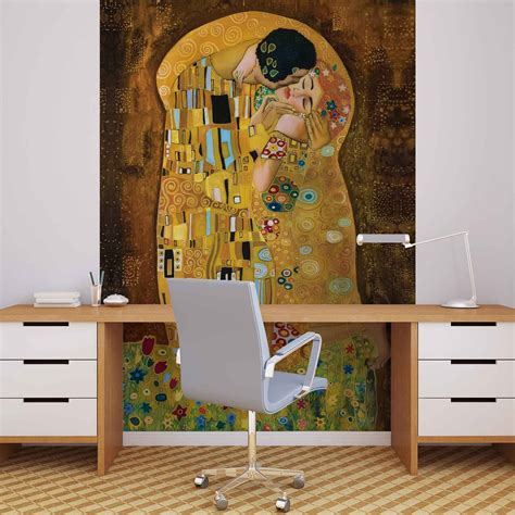 buy wall mural gustav klimt wall paper mural buy at europosters