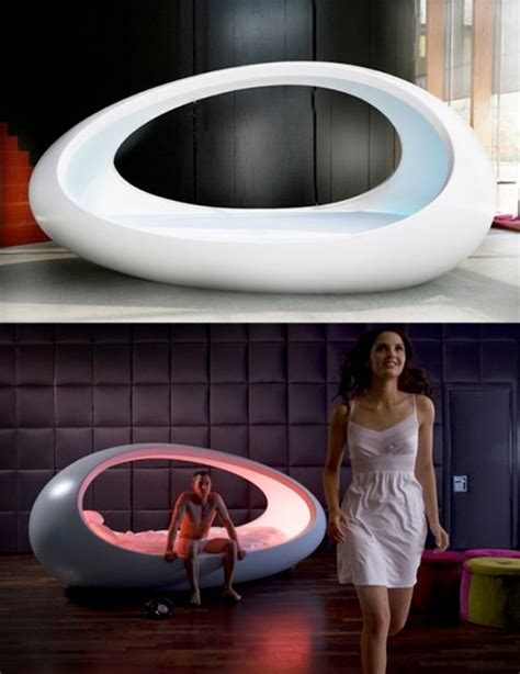 Egg Bed by 14 Innovative Egg Shape Inspired Product Designs Design Swan