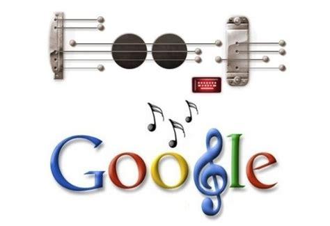 doodle do guitarra a guitarra interativa do para voc 234 fazer o seu