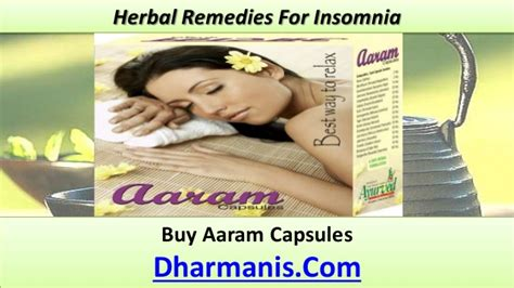 10 Home Remedies For Insomnia by 7 Effective Herbal Remedies For Insomnia
