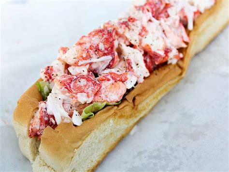 recipe lobster roll lobster roll recipe from quibids customer shirley quibids