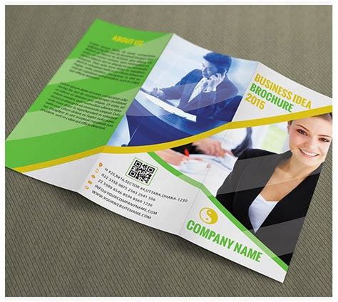 brochure design templates free psd 7 best free brochure design templates neo design