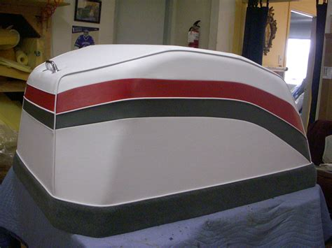 Boat Cushion Upholstery by Boat Seat And Cushion Recovering