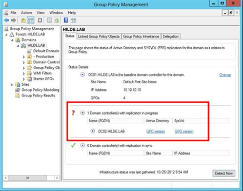 gpo console windows server 2012 the new and improved policy