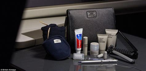 On Sale Travel Kit Bussinis Class Luxe Edition Abu Dhabi Etihad the best in flight and business class amenity kits