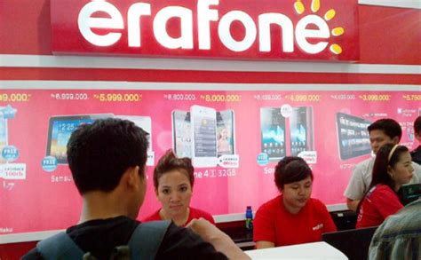 erafone erajaya ponsel taici mendominasi penjualan erajaya tribunnews com